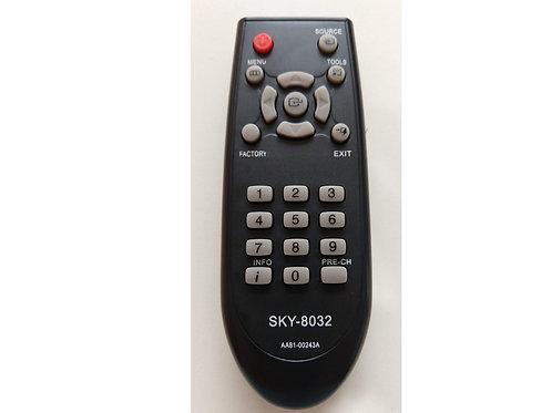 Controle Remoto Samsung de Servico  Aa8100243a  FBG8032