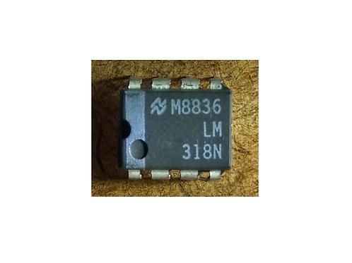 Circuito integrado LM318 original