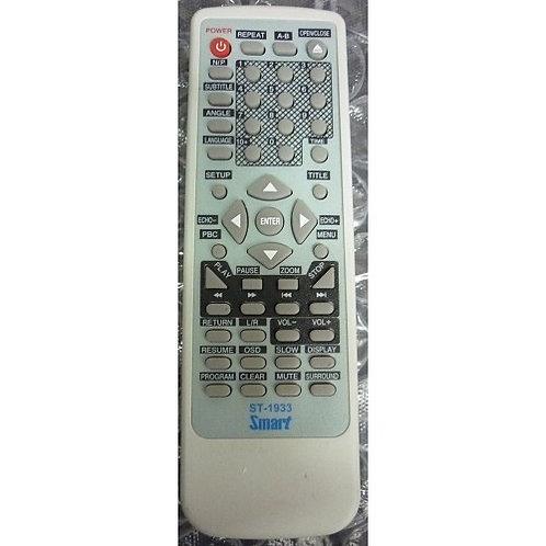 Controle remoto DVD Britania ST1933 e serve tambem para Suzuki
