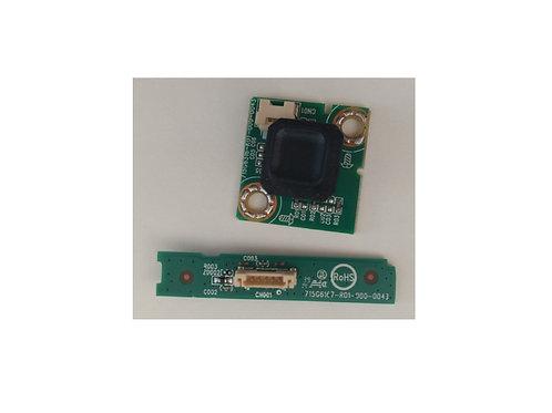 Sensor e botao de ligar TV Philips 40PFG5000
