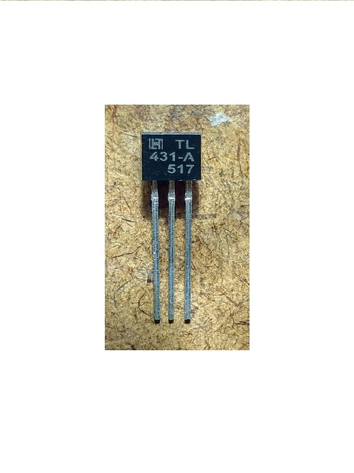Circuito integrado TL431 Original  En forma bc