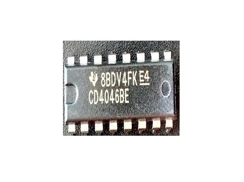 Circuito Integrado CD4046BE 16 Pinos Original