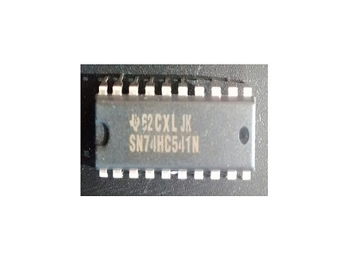 Circuito integrado  SN74HC541N 20 pinos original