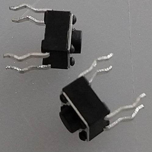 Chave Toque  Tactil 45 X 45 KNOB 38mm 4 Terminal