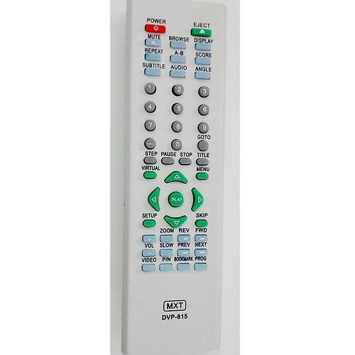 Controle remoto DVD PROVIEW modelos D800  D801