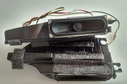 Alto Falantes TV Samsung LN32D550K7 com protecao  95cmC x 3cmL  par
