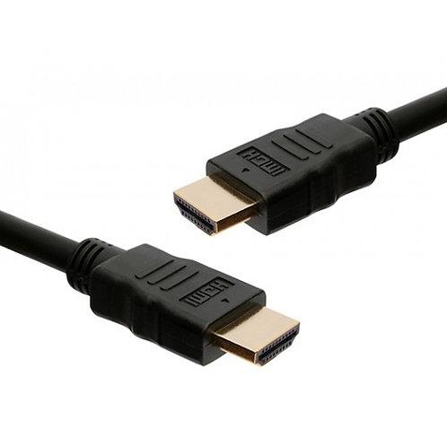 Cabo HDMI X HDMI 14 Gold 18m  sem ferrite