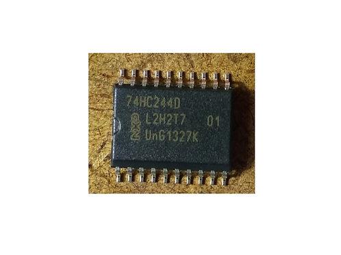 Circuito integrado 74HC244D SMD 20 pinos original