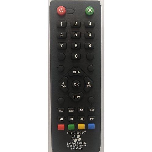 Controle Remoto Conversor Digital IMAGEVOX  8097