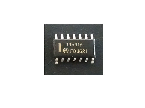 Circuito integrado HCF  MC  CD14541  SMD  14 pinos original
