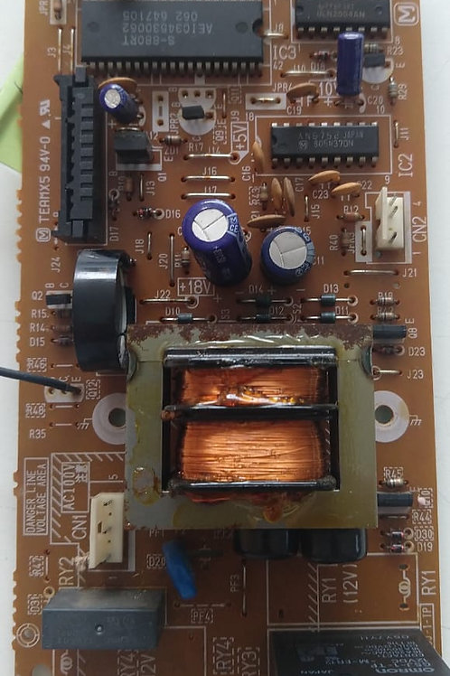 Placa Microondas de painel Panasonic NN6957BK