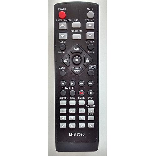 Controle Remoto som LG LHS7596