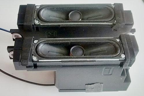 Alto falantes TV 40 Samsung UN40EH5000GXZD par