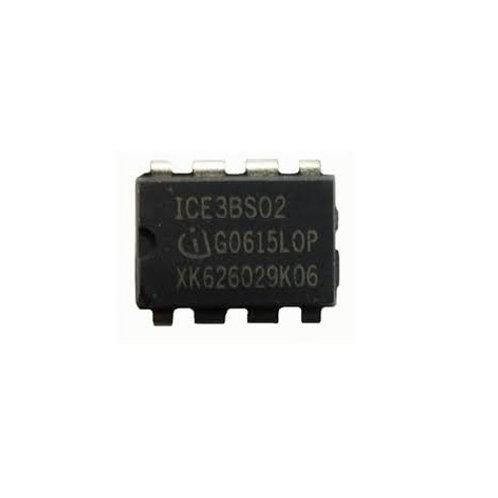 Circuito Integrado ICE3BS02 / 3BS02 - DIP-8