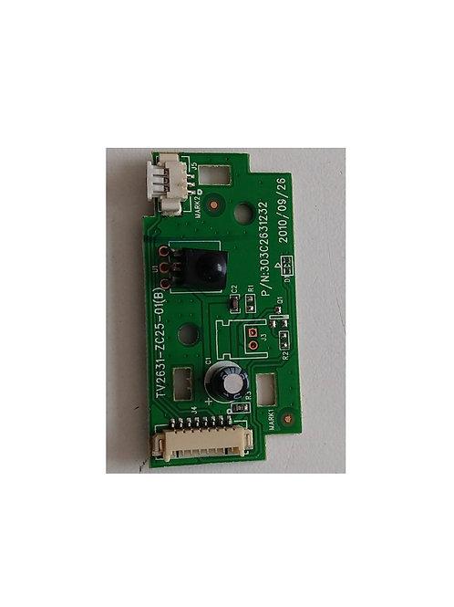 SensorTV HAIER L32C630S
