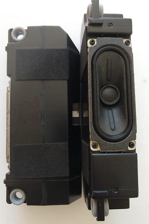 Alto Falante Par TV LCD LG 42LN5700 Cod EBZ6172051  Usado