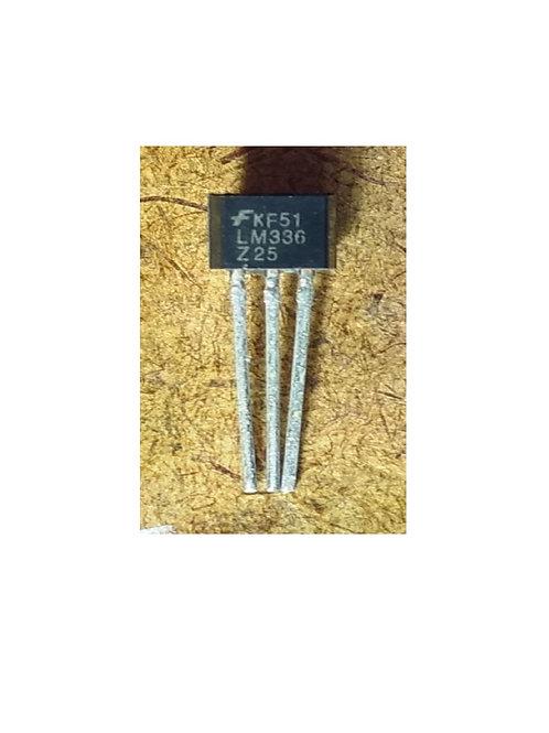 Transistor Regulador de Tensao LM336 VERIFICAR VOLTAGEM  Forma BC  Original