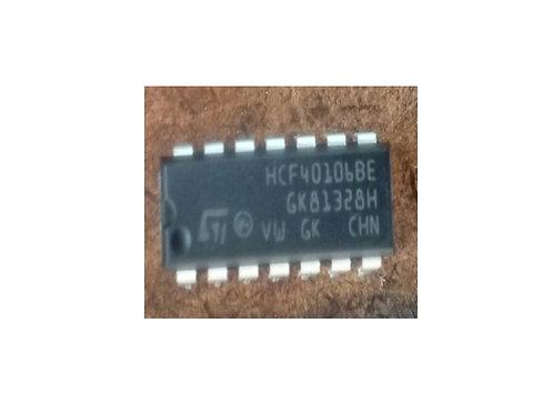 Circuito integrado HCF40106BE original