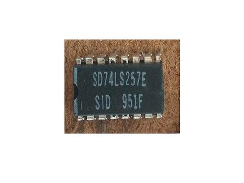 Circuito integrado SD74LS257E  16 pinos original