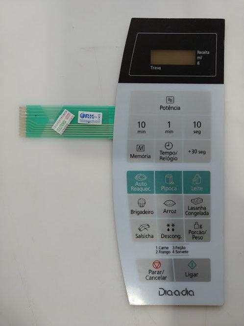 Membrana Microondas Panasonic Mod ST252W  ST252W
