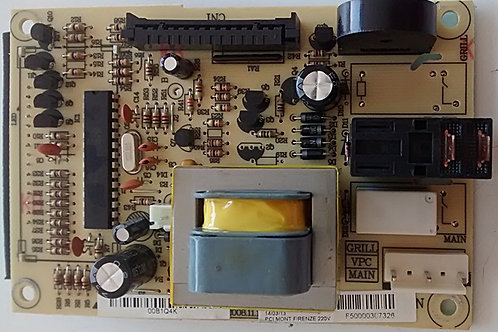 Placa montada de painel Microondas BRASTEMP BMS45ABBNA  Codigo MEL001 VER 24