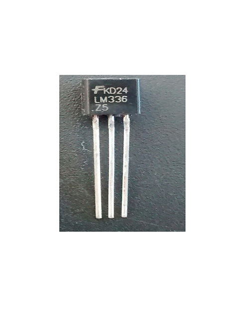 Transistor regulafor de tensao LM336 25V forma BC original