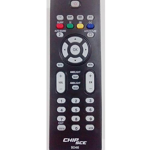 Controle Remoto TV PHILIPS LCD LED MOD 32PFL3322  32PFL5332  32PFL7342