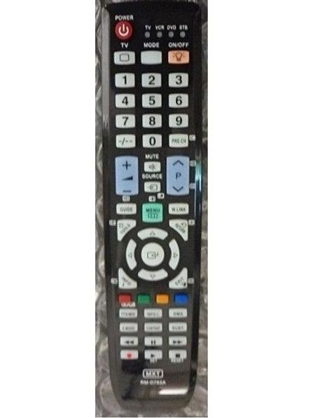 Controle remoto TV SAMSUNG LCD  LED MODRMD762A e outros modelos