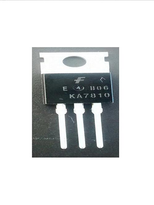 Cicuito integrado LM7810  KA7810 original
