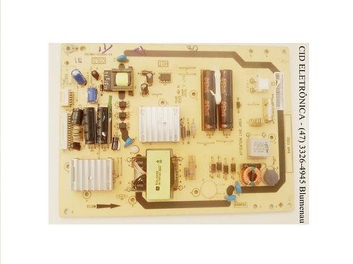 Placa Fonte TV Philco PH32M LED A4  codigo 40P081C0PWD1XG