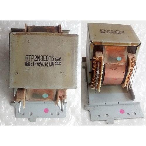 Transformador de forca de Micro System Panasonic SAAK22  codigo RTP2N3E015