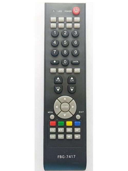 Controle remoto TV Lcd Semp Toshiba   Sky7417