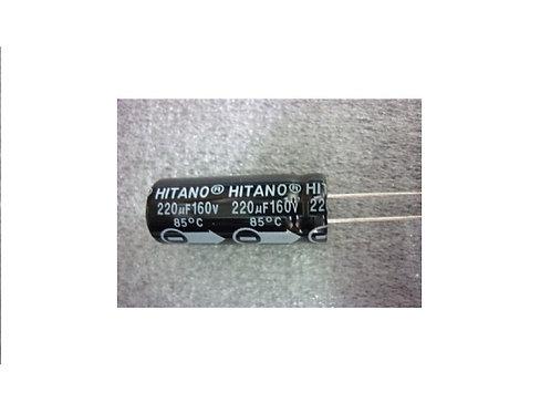 Capacitor Eletrolitico 220UF X 160  85