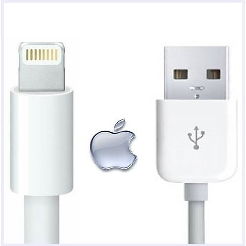 Cabo usb iPHONE simples 567 1 mt