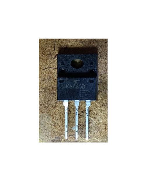 Transistor k6A65D