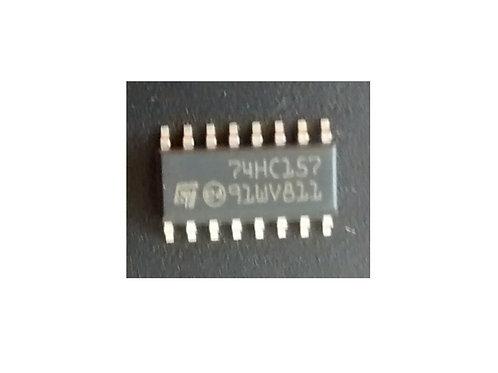 Circuito integrado 74HC157 SMD original