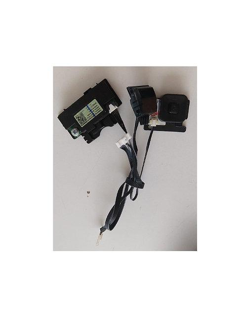 Sensor Teclado e chave TV SAMSUNG UN43MU6100G   semi Nova