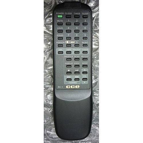 Controle Remoto som CCE Modelo RC1