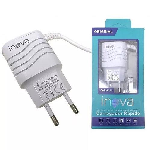 Carregador com cabo USB V8 SMART / 3.1 Am - 90cm - Original