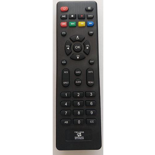 Controle Remoto Conversor Digital IMAGEVOX FBG8098