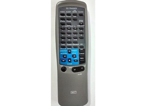 Controle Remoto SOM AIWA 3E5 CDS RCTN450EX  RCTN999  NSXV50