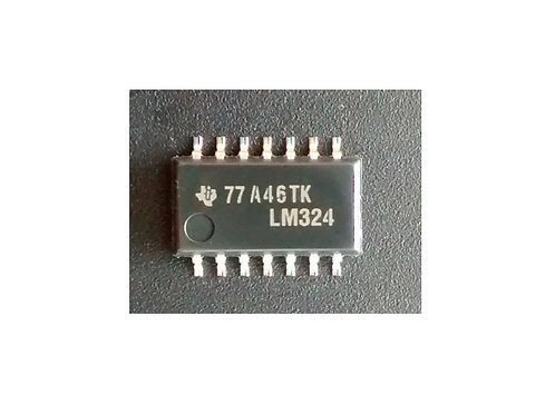 Circuito integrado LM324 SMD original