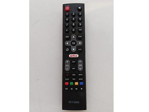 Controle Remoto TV LED PHILCO PH32B51D / PTV55U21D e outros modelos SKY8090