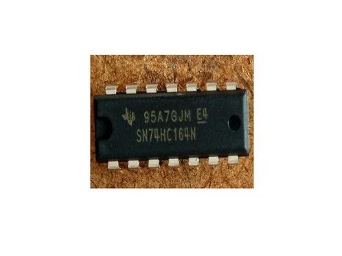 Circuito integrado SN74HC164N 14 pinos original
