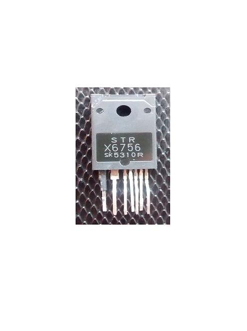 Circuito integrado STRX6756 original