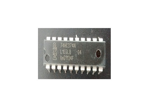 Circuito integrado 74HC374 20 pinos original