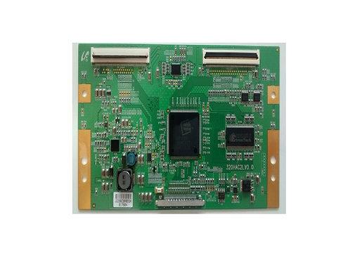 Placa  TCon  Tcon  Tecon  TV Samsung LN32A550P3R Codigo da placa 32OHAC2LVO0