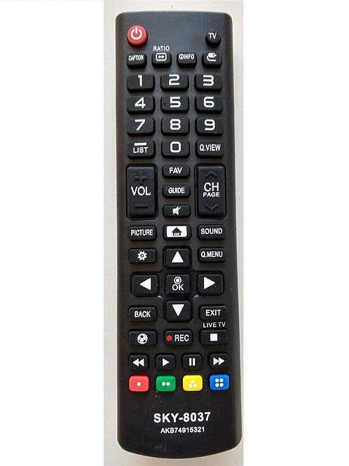 Controle Remoto TV LG Smart  Sky803  AKB74915321