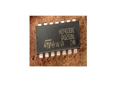 Circuito Integrado HCF4030BE  14 Pinos Original