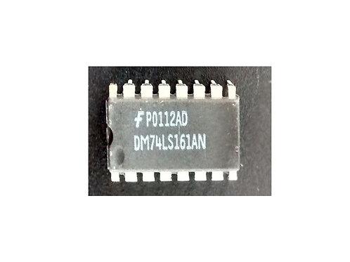 Circuito integrado DM74LS161AN original